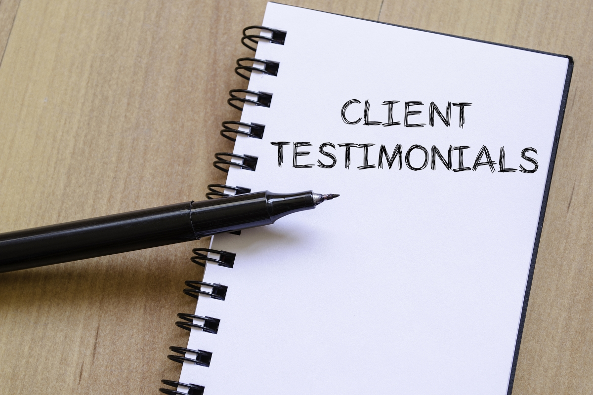 Client Testimonials with The Inglis Team