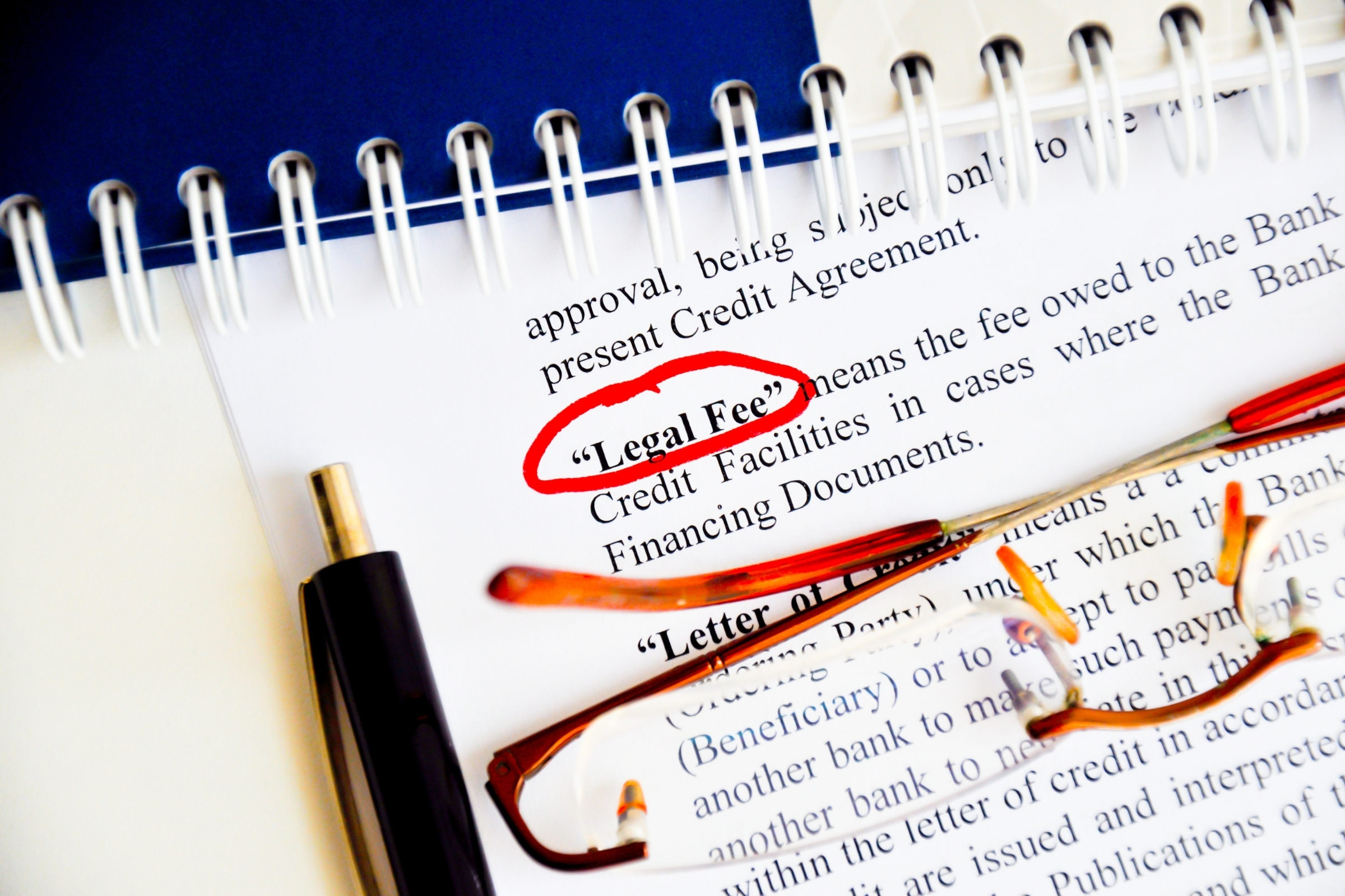 Legal Fees Credit with The Inglis Team